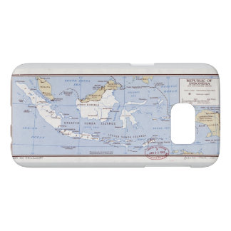 Republic of Indonesia and Portuguese Timor (1962) Samsung Galaxy S7 Case