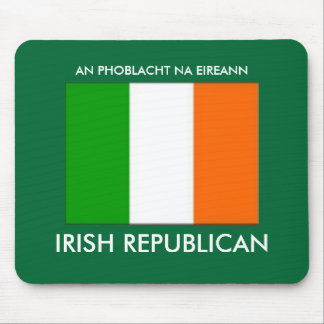 Republic of Ireland Mouse Mat