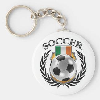 Republic of Ireland Soccer 2016 Fan Gear Keychain