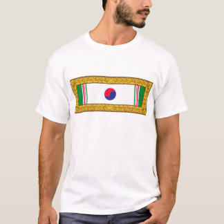 Republic of Korea Presidential Unit Citation T-Shirt