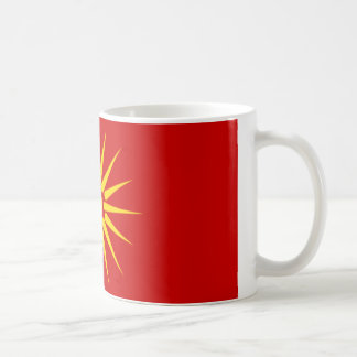 Republic OF Macedonia Coffee Mug