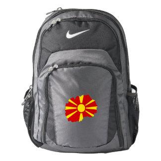 Republic of Macedonia Flag/Map