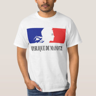 REPUBLIC OF MAYOTTE T-Shirt