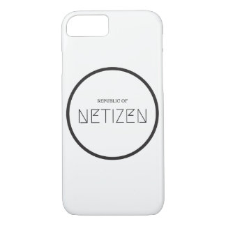 Republic of Netizen Phone Case iphone 7