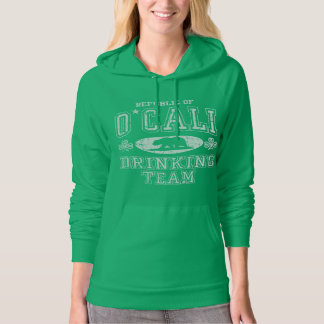 Republic of O'Cali Irish Drinking Team Hoodie