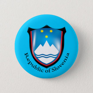 Republic of Slovenia Button