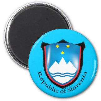 Republic of Slovenia Magnet