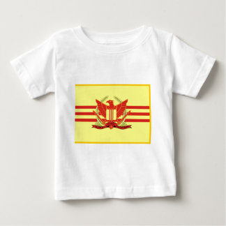 Republic of South Vietnam Military Forces Flag Baby T-Shirt
