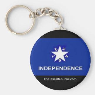 Republic of Texas Keychain
