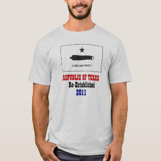 REPUBLIC OF TEXAS T-Shirt