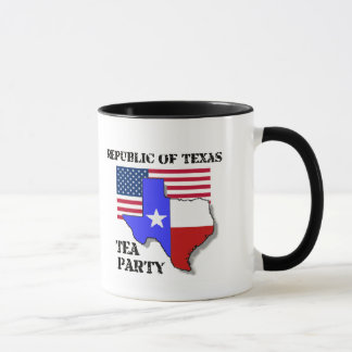 Republic of Texas Tea Party Mug
