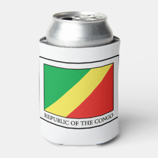 Republic of the Congo Can Cooler
