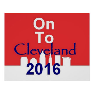 Republican 2016 Convention Poster