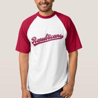 Republican Baseball Jersey T-shirt