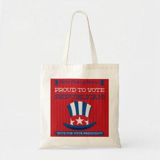 Republican Budget Tote Bag