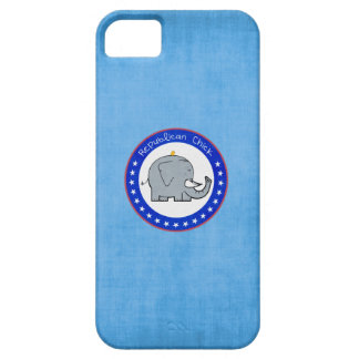 republican chick iPhone 5 cases