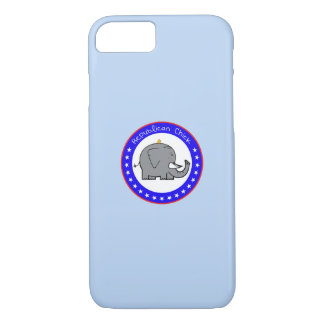 republican chick iphone case