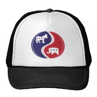 Republican  Democrats Working Together Trucker Hat