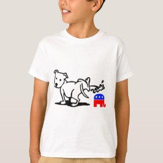 Republican Dog T-Shirt