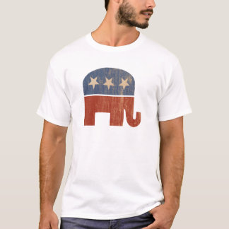 Republican Elephant 2012 Election T-Shirt