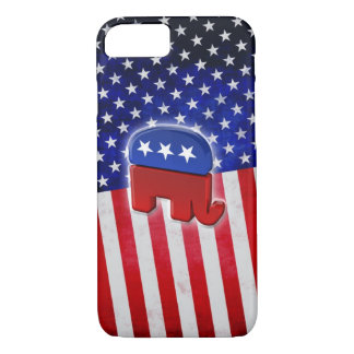 Republican Elephant iPhone 8/7 Case