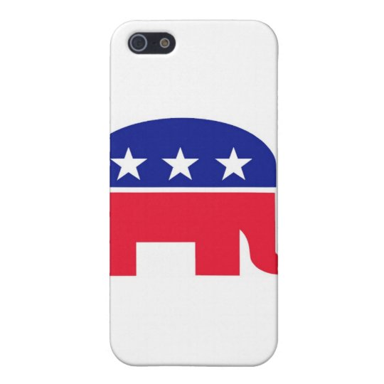 Republican iPhone 5/5S Covers