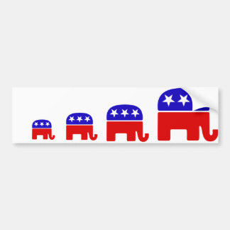 Republican Logo Bumper Sticker