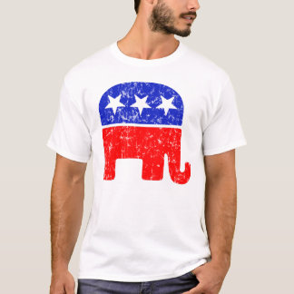 Republican Party Logo Retro t shirt