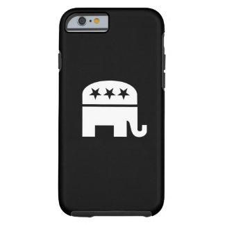 Republican Party Pictogram iPhone 6 Case