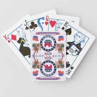 Republican Playing Cards
