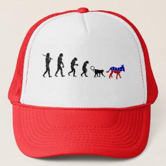 Republican Theory of Devolution Trucker Hat