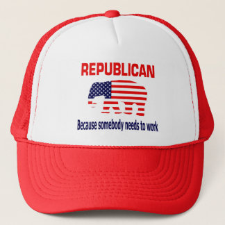 Republican Work Hat