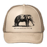 Republicans 2012 Vintage GOP Campaign Trucker Hat