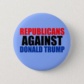 Republicans Against Donald Trump 2 Inch Round Button