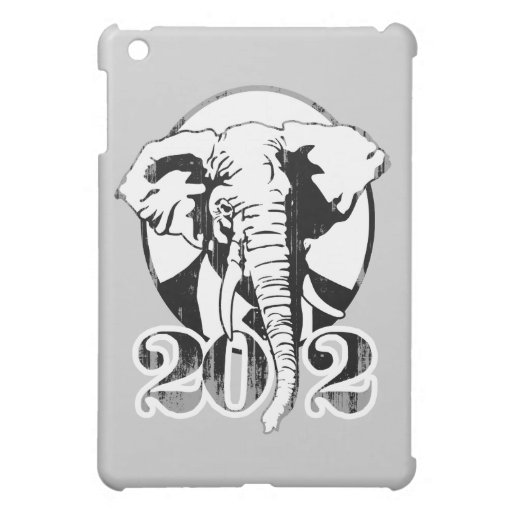 REPUBLICANS ARE MY HOMEBOYS Faded.png iPad Mini Cover