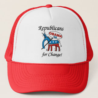 Republicans For Change  Hat
