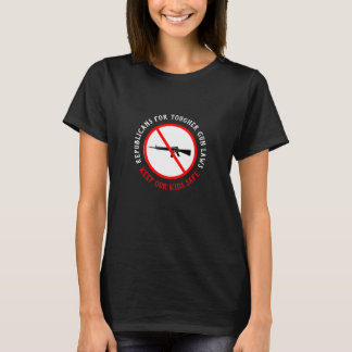Republicans for Tougher Gun Laws Shirt
