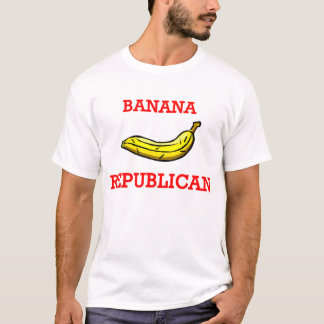 Republicans Go Bananas for Romney and Ryan T-Shirt