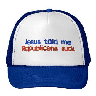 Republicans Suck Mesh Hat