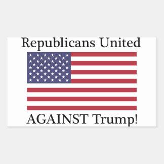 Republicans United Against Trump