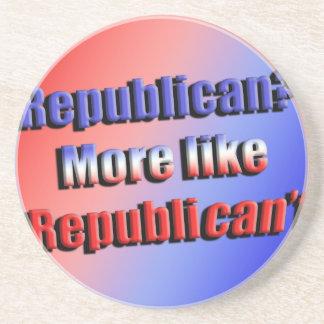Republicant Coaster