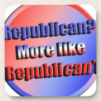 Republicant Coaster