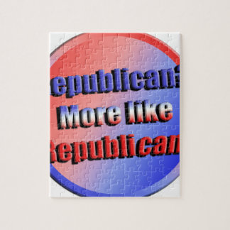 Republicant Jigsaw Puzzle