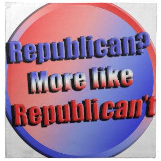 Republicant Napkin