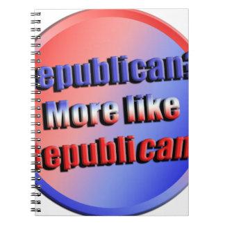 Republicant Notebooks