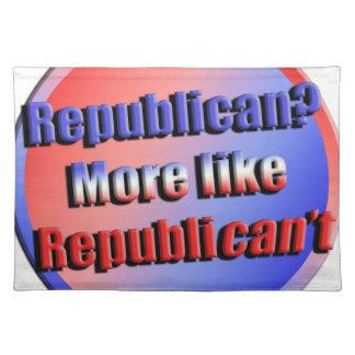 Republicant Placemat