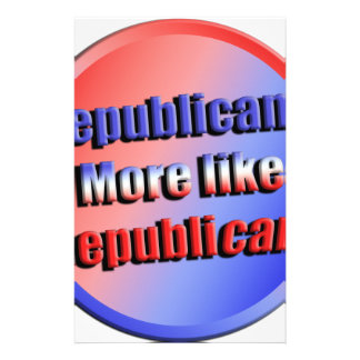 Republicant Stationery