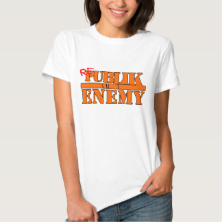 rePUBLIK ENEMY Tee Shirts