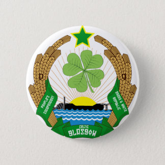 Republik of Celtic Glasgow 2 Inch Round Button