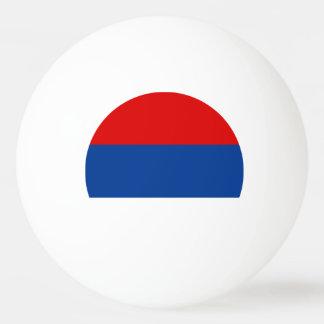 Republika Srpska Flag Ping Pong Ball